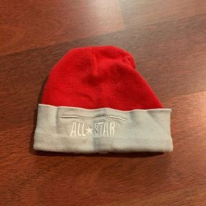 All Star baby hat